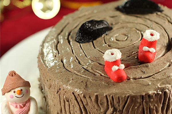 动物头蛋糕图片