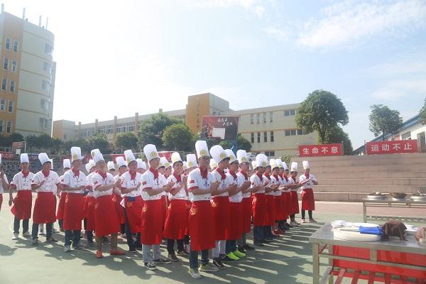 长沙新东方烹饪学院大厨精英专业1601班阶段考核圆满成功-新闻中心