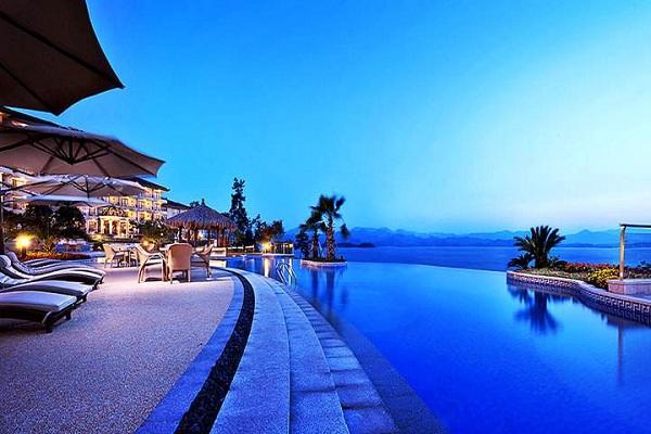 <font color='#FF0000'>千岛湖安麓度假酒店</font>