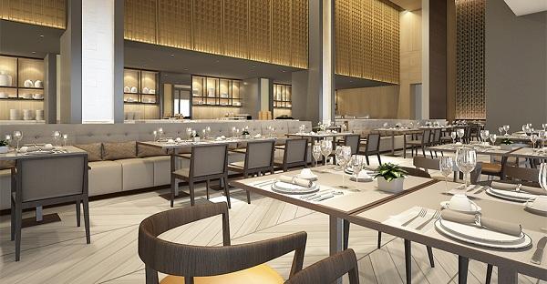 海鲜酒店厨房设计