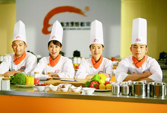 长沙新东方烹饪学校学费多少?图片