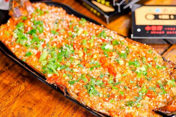 烧烤——烤茄子的做法