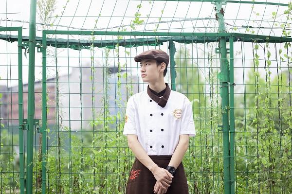 【新生访谈】马明凯:高中毕业学西餐,他看到了不一样的人生