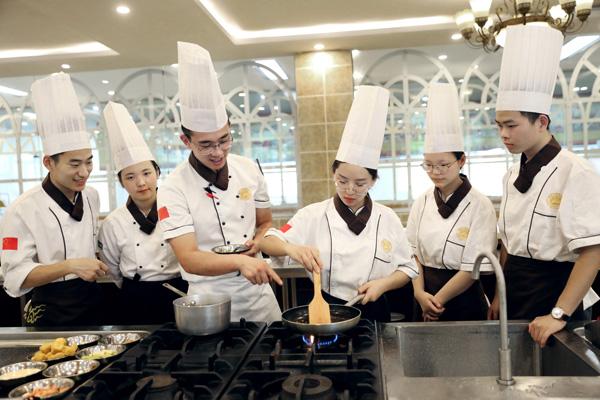 长沙新东方烹饪学校学费多少?