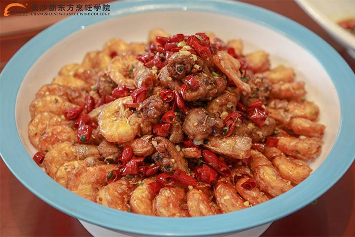 长沙厨师培训班,长沙厨师培训,麻辣小龙虾