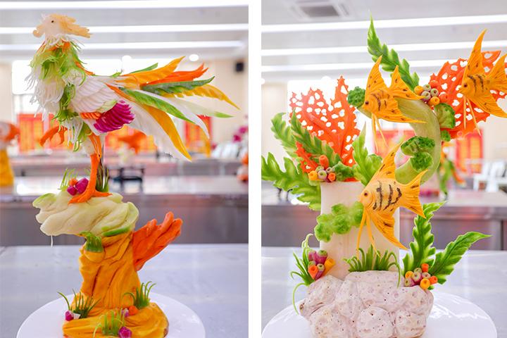 食品雕刻技艺