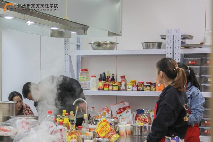 湘潭厨师培训学校
