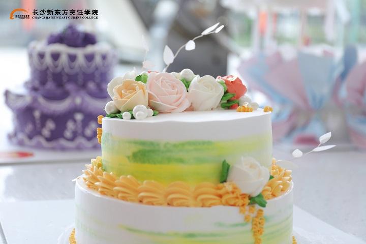 湖南学蛋糕甜品