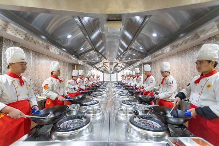 新东方烹饪学校靠谱吗