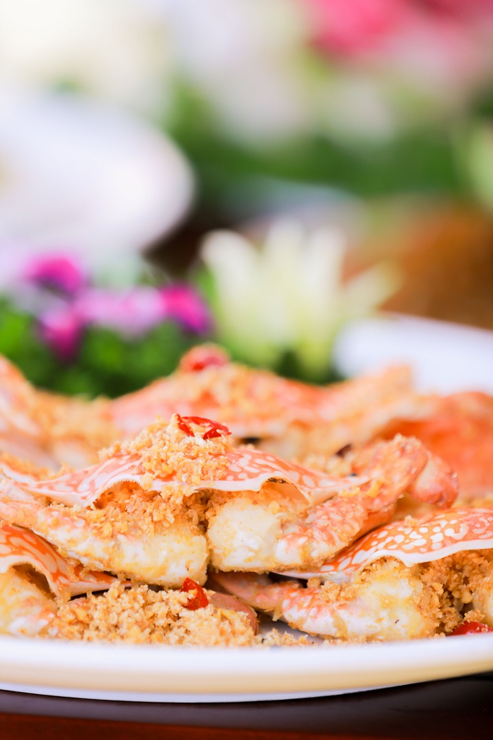 长沙新东方烹饪学院中餐宴席作品8