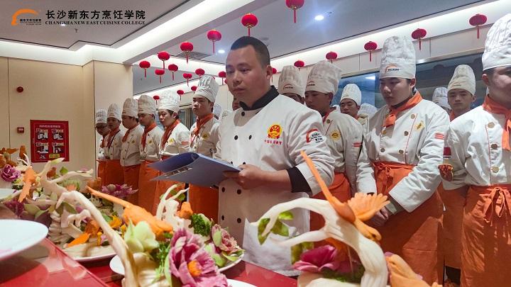 湖南厨师培训学校学费多少钱