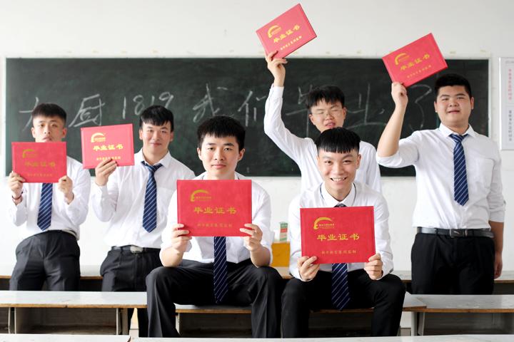 湖南初高生毕业后,为什么多半选择职业技术学校