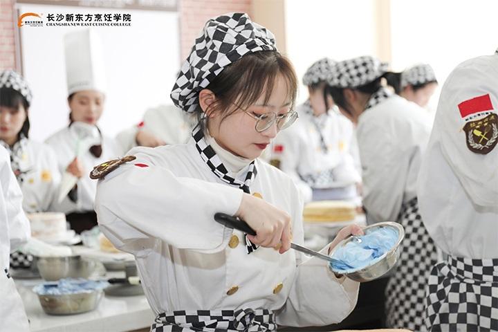 长沙新东方烹饪学校报名