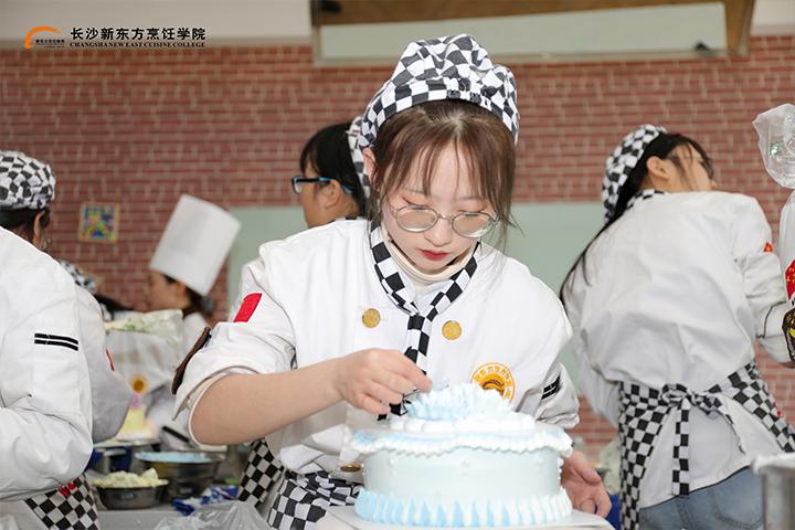 长沙新东方烘焙培训班