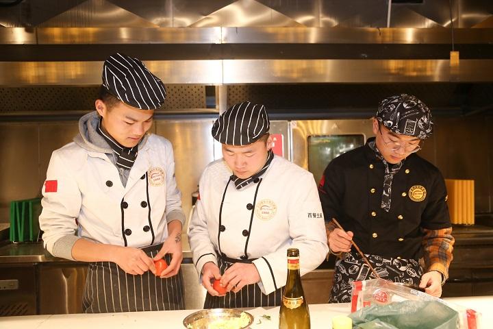 西餐料理专业的前景就业怎么样