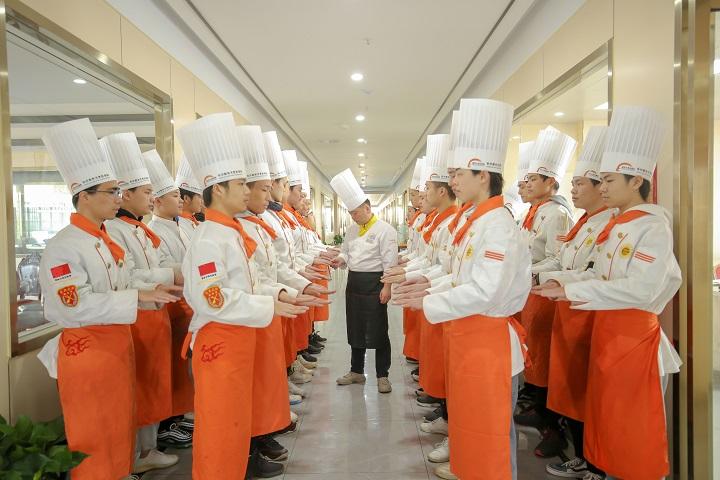 厨师正在悄悄成为社会黄金职业