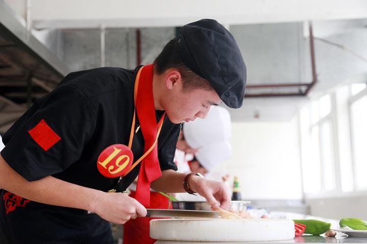 长沙新东方烹饪学院金典总厨专业