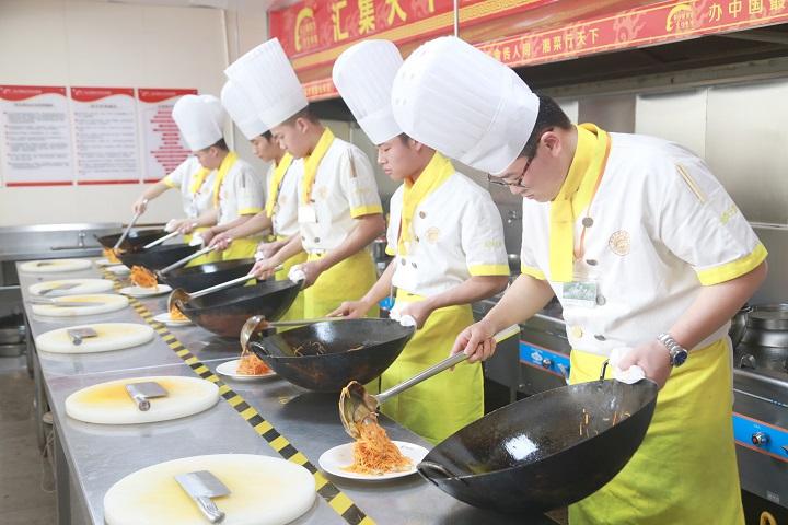 在新东方烹饪学校学习一个月生活费需要多少钱