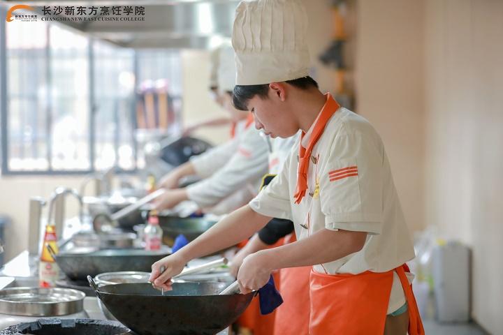 正规厨师学校