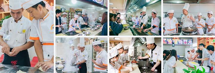 长沙新东方烹饪学院热门小吃创业培训班