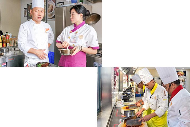 长沙新东方烹饪学院教学优势