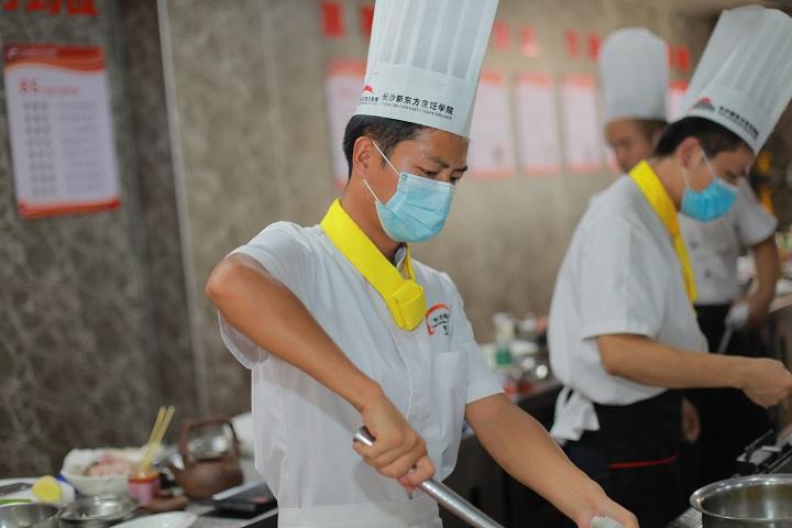 中餐教师技能比武
