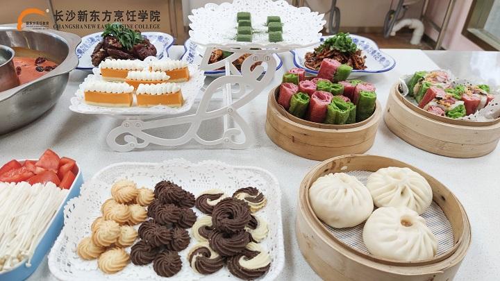 烹饪学校里的中式面点师学什么