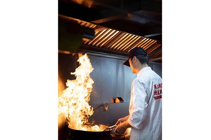 味上湘菜馆招聘中厨房厨师