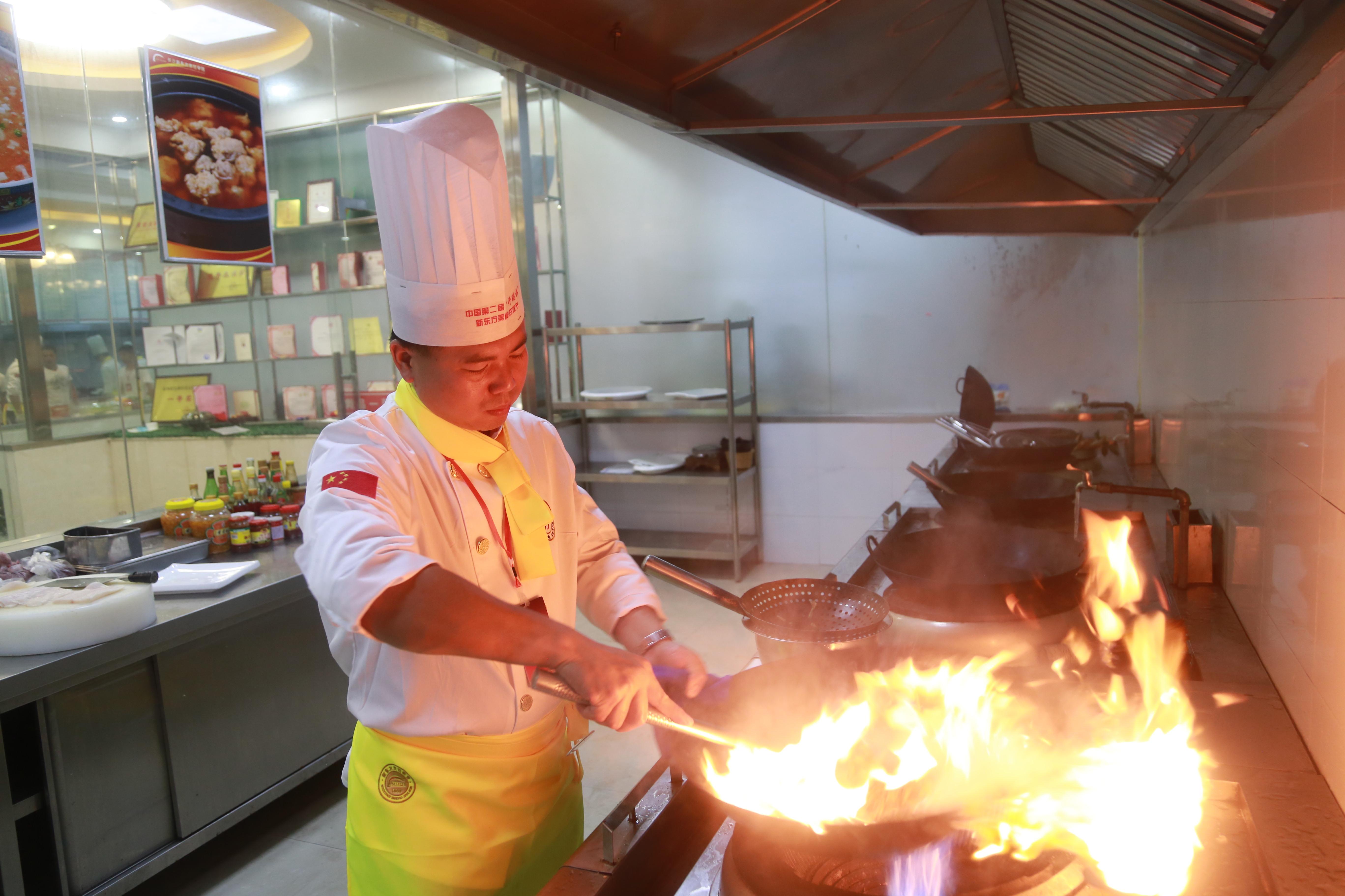 周末厨师私厨班