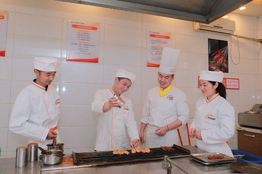 长沙新东方烹饪学校靠谱吗