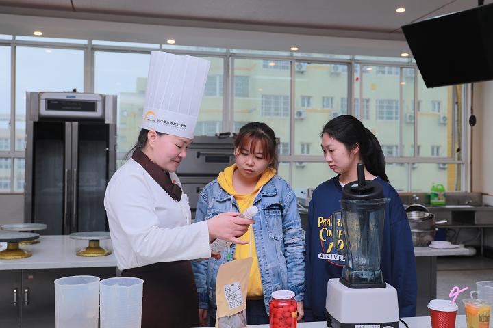 家庭主妇厨艺培训