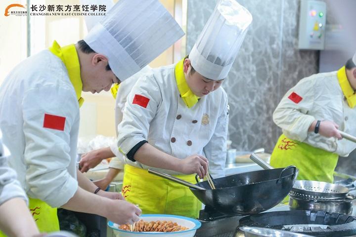 学厨师怎么才能学得快