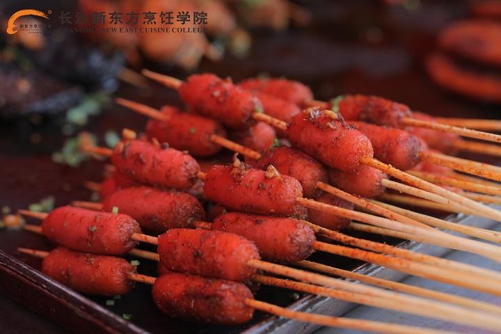 长沙新东方烧烤名师教你烧烤